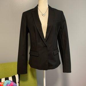 Banana Republic Classic Black Tailored Blazer NWT